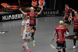 My Kippilä tar nu med sig några av sina klubbkompisar och blir tillsammans med Anna Wijk instruktörer på den första innebandyskolan på Idre Fjäll i augusti.