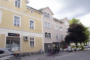 Lokalkontoret för Klarabo blir kvar i samma lokaler som Gimmel och SBB haft, på Trädgårdsgatan.
