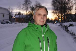 Pär Olofsson, vd för Vatten och Miljöresurs.