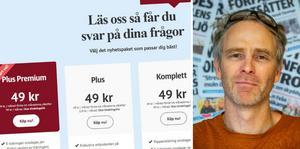 TH:s chefredaktör och ansvarige utgivare Mikael Andersson argumenterar för att skaffa en prenumeration på TH.