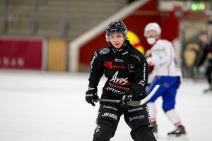 Joel Engström – offensiv nyckelpjäs i Tillberga.