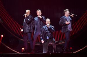 Arvingarna medverkade i år i Melodifestivalen med bidraget I Do. Nu kommer bandet till Sundsvall. Foto: Maja Suslin / TT.