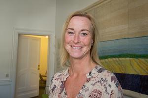 Åza Zastell är kontorschef på SEB i Örebro, och en av grundarna till affärsnätverket Women's business.