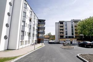 SÄTRAHEMMET. När den gamla delen är färdigrenoverad efter sommaren kommer Sätrahemmet att ha totalt 120 lägenheter varav 50 lägenheter och 10 korttidsplatser är avsedda för personer med demenssjukdom.