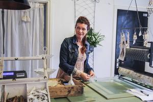 Annelie Nordström vill inspirera andra.