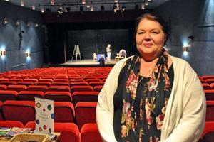 Birgitta Gustafsson, verksamhetsutvecklare för Studieförbundet Vuxenskolan som arrangerade utbildningsdagen, var glad över att det kom så många besökare.