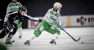 Sju säsonger och två SM-guld blev det för Mikael Olsson i VSK.