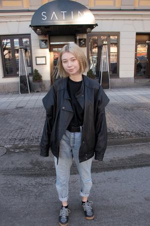 Amanda Söderberg är en av arrangörerna av Klubb Populär.