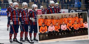 Katrineholm vill göra orange matchen årligt återkommande. Bild: Billy Hammer/Martin Gustafsson (Katrineholm Bandy)