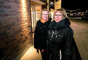 Lena Eldståhl och Eleonor Wikman och finns med i toppen av Socialdemokraternas lista i Fagersta.