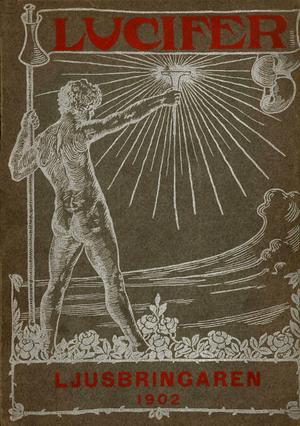 """Den socialistiska tidskriften """"Lucifer"""", årgång 1902."""