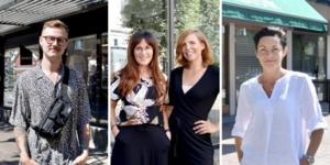 Dejta kvinnor i Gotland Sk bland tusentals kvinnor i