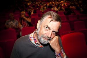 Malcolm Dixelius är Rysslandskännare och har jobbat som journalist i Sundsvall. Bild: Petter Cohen