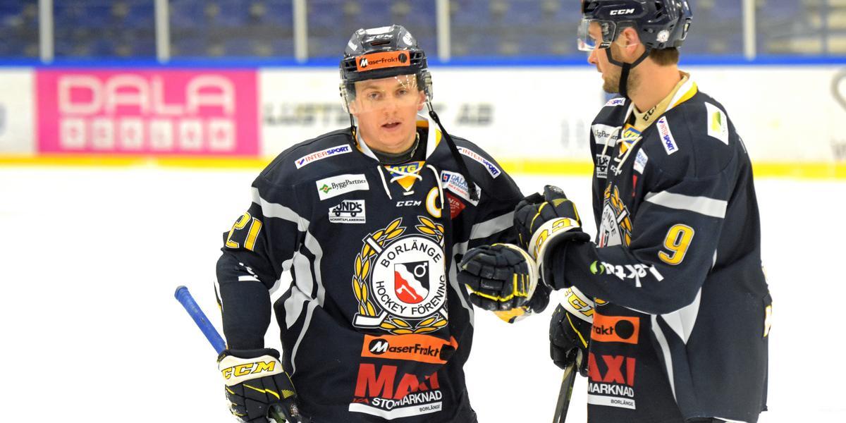 Borlänge Hockey vann kvalmatchen mot Visby/Roma efter rysare – se höjdpunkterna från matchen här