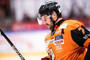 Mattias Karlsson är klar för Leksand. Foto: Magnus Lejhall (Bildbyrån).