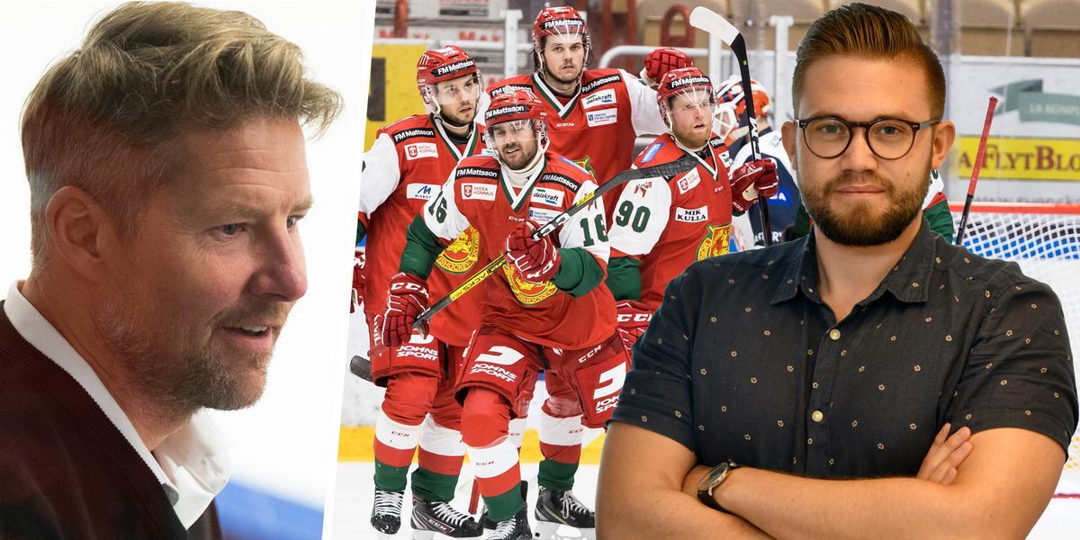 Andersson: Nog med dumma beslut, Mora – Johan Hedbergs inträde kommer leda till succé