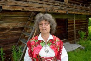 – Det är klart att vi ska fira byggnadsminnesförklaringen, säger Karin Zetterqvist.