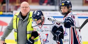 Lara Stalder missar resten av säsongen. Bild: Simon Eliasson/Bildbyrån
