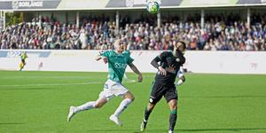 Anton Lundin satte två fina mål och ordnade tre Bragepoäng mot Dalkurd.