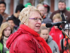 Ewa Lindstrand (S) är en av medlemmarna i jurygruppen.