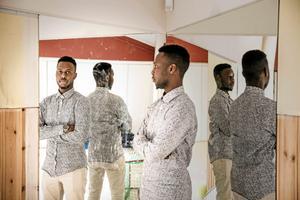 Maslah Omar tror att föreningslivet kan vara en väg in i det svenska samhället för ungdomar.