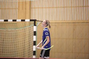Erika Andersson har spelat SSL-innebandy med IBF Falun tidigare i karriären och även varit landslagsspelare.