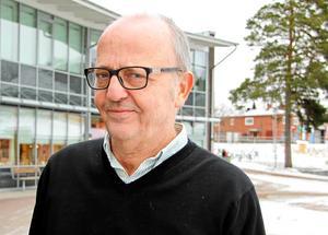 Conny Ström har varit utbildningschef i Surahammars kommun men väljer nu att gå i förtidspension.  Arkivbild.