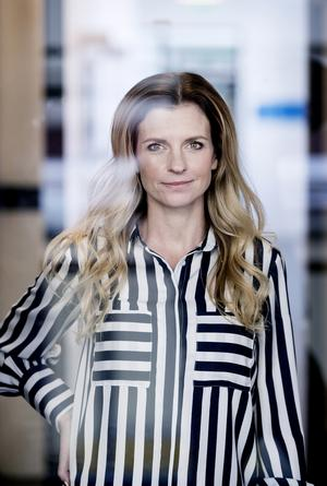 Liza-Maria Norlin (KD). Foto: Mats Andersson/TT