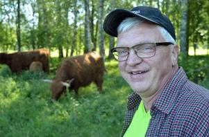 Inge Karlsson välkomnar alla till Vassjödagen den 9 juni.