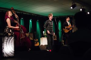 Med julturnén Timo Räisänen tolkar julen bjöd artisten på ett potpurri av egentolkade jullåtar.