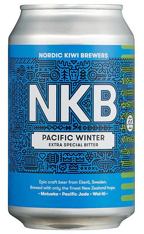 NKB Pacific Winter.