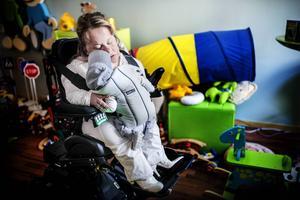 Lekrummet är en mötesplats för funktionshindrade barn, där de får träffa andra och utvecklas i leken.