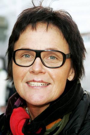 Kerstin Sundberg, 48 år, Östersund:– Nej. Jag ser inget roligt i det. Det är ett så stort ansvar och det är så utsatt.
