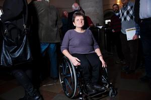 Lena-Marie Hagman tog guld i paralympicssimningen 1992. Hon är ett av de mest meriterade namnen i projektet om kvinnors idrott i Örebro län.