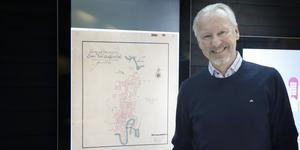 Ulf Westman vill att många ska ha möjlighet att vara med på projektet