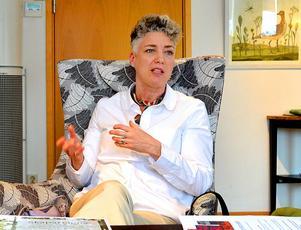 Säters kulturchef Anette Stengård har blivit erbjuden ett nytt jobb på Region Dalarna.