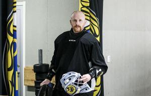 Henrik Rehnvall gör sin femte säsong i Broberg.