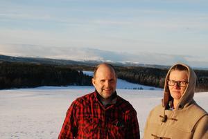 Roberts föräldrar slutade med djurdriften 1968 och förutom köttdjur på 80-talet så fanns inga djur på gården förrän Robert och Kristina började med mjölkfår år 2003.