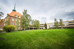 Snart påbörjas rivningen av Rådhuset i Östersund.