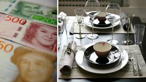 650 000 kronor gick till en man som påstod att han ägde restaurangen.
