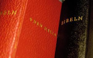I Bibeln finns barmhärtighet, skriver insändarskribenten. Foto: Hasse Holmberg/TT