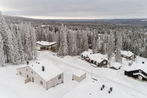 Frostslingan 11 i Lindvallen, Malung-Sälens kommun, är med på Klicktoppen för andra veckan i rad, från fjärde plats veckan 51 till åttonde plats vecka 52.  Foto: Fastighetsbyrån Sälen