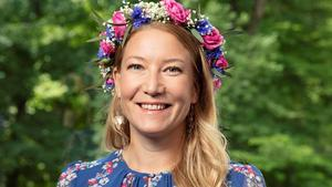 Elin Olofsson. Foto: Mattias Ahlm/Sveriges Radio