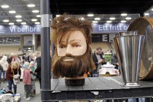En skyltdocka med skägg är kanske bra att ha?
