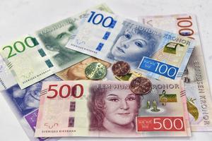 Av arbetsgivaravgiften utgör den allmänna löneavgiften den enskilt största delen. Foto: Anders Wiklund/TT
