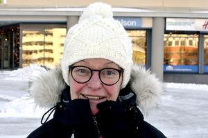 Birgitta Rosén, 75 år, pensionär, Sundsvall:
