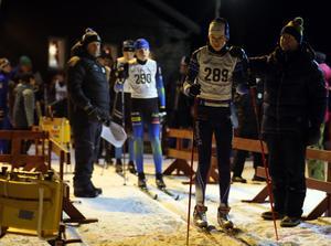 Kvällstävlingen i Vemdalen avgjordes i klassisk stil.