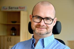 Lars-Olof Persson har börjat arbetet med att erbjuda IP Onlys kunder plats i Servanets kommande projekt.