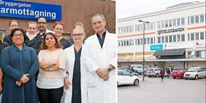 Bryggargatans husläkarmottagning flyttar till Sjötelegrafen i Nynäshamn.