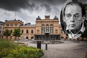I del 7 av serien Lars Ahlins Sundsvall har vi kommit till Stadshuset och gestalterna från